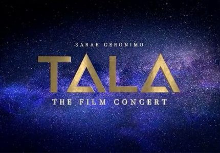 Sarah Geronimo: TALA 'The Film Concert' Full Teaser