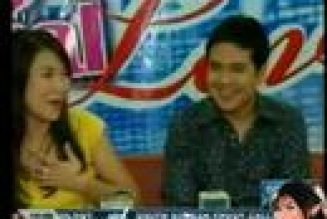 ANC Dateline Philippines – Sarah & John Lloyd (28Jun08)