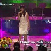 Sarah Geronimo – ASAP Music Room – Just Once (21 Sept 08)